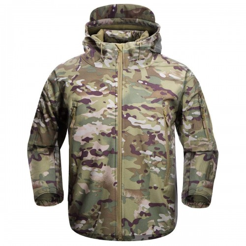 Chaqueta Softshell  Color Multicam