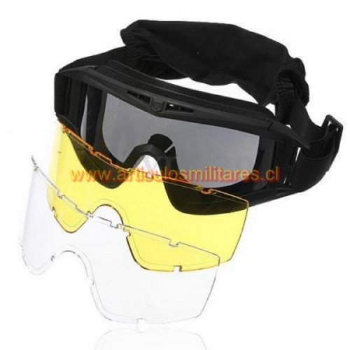Lentes Airsoft Antiparras Uv