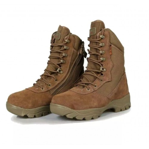 Botas  Color coyote, modelo  Magnum M-1