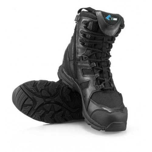 Botas Táctica Militar Airsoft Outdoor Atzb Color Negro