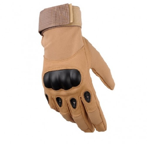 Guantes Tácticos Color Coyote