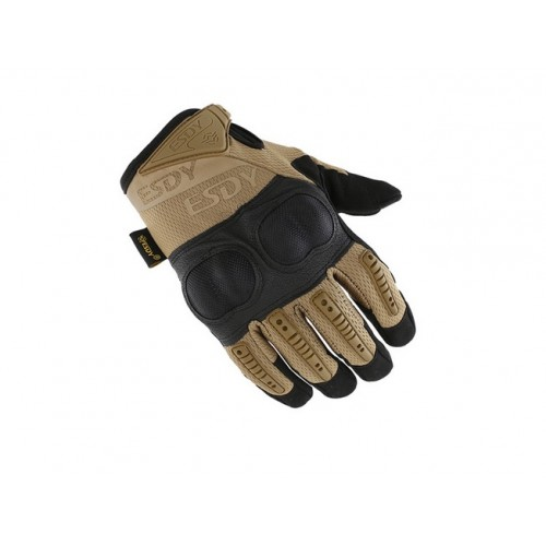 Guantes Tacticos De Combate Color Coyote