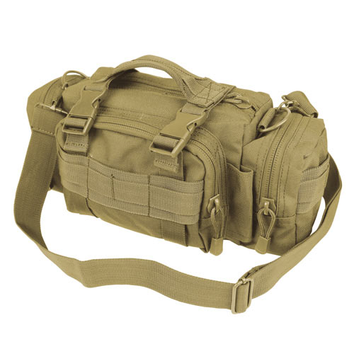 Kit de supervivencia Intermedio N° 1 incluye banano o neceser militar molle