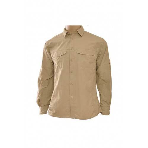 CAMISA OUTDOOR COLOR GRIS