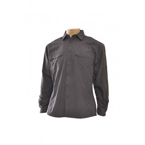 CAMISA  OUTDOOR COLOR AZUL