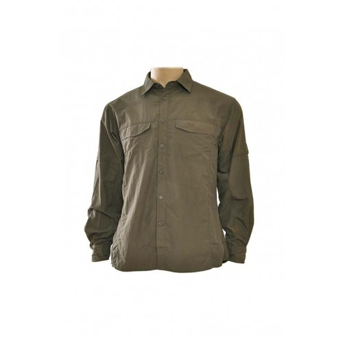 CAMISA OUTDOOR COLOR VERDE