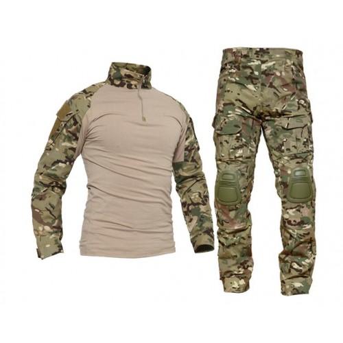Camisa De Combate Multicam Articulos Militares