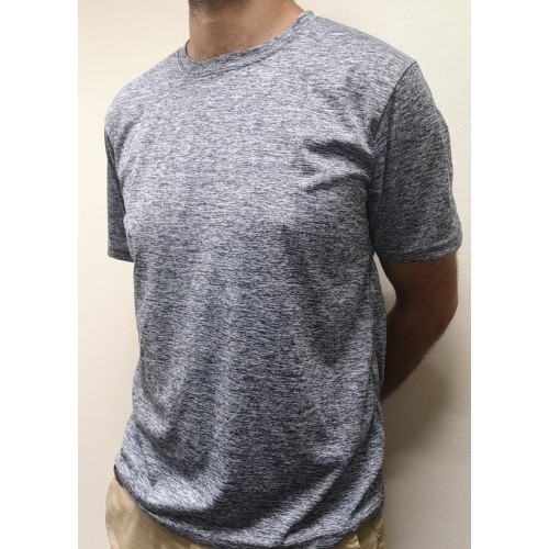 Polera Outdoor Color Gris