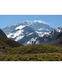 Montaña - Cerro Aconcagua el desafío más alto de América